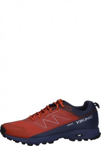 Viking ANACONDA LIGHT INV FIT GTX terracotta / navy | Premium Trailrunningschuh