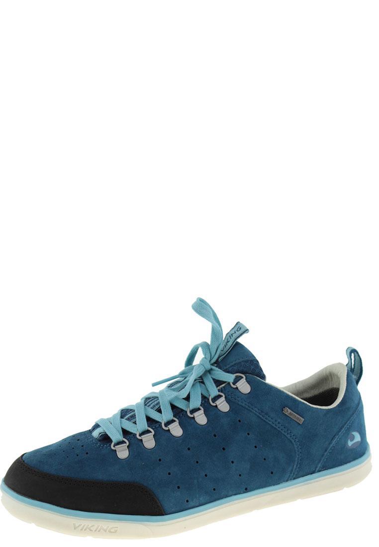 check out 72bb7 842ba Viking Freizeitschuh -AIRFLOW LADY blue- ein revolutionärer Schuh mit  GORE-TEX® SURROUND von Viking