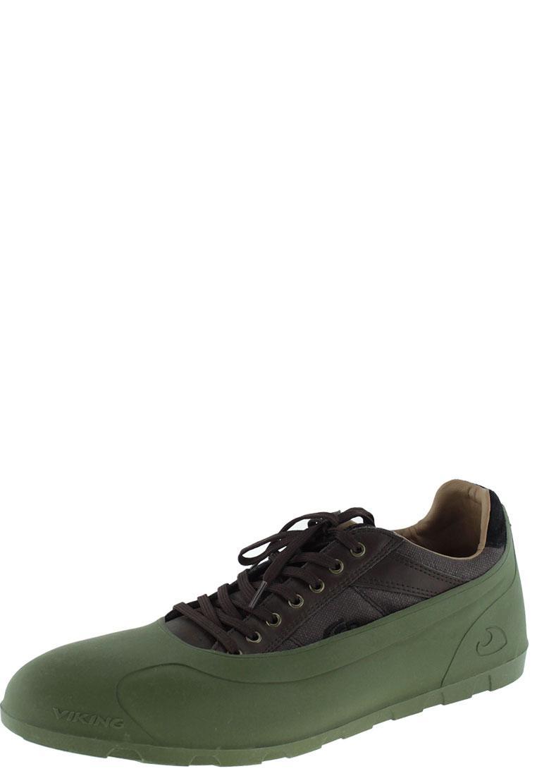 half off c0278 29eb3 Viking Gummigalosche - YR olive - der Naturkautschuk Überschuh, der Ihre  Schuhe vor Regen schützt